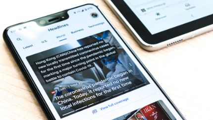 Best way of making your WordPress news app mobile friendly