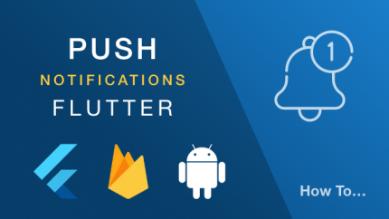 Android Set Up For Flutter Push Notifications